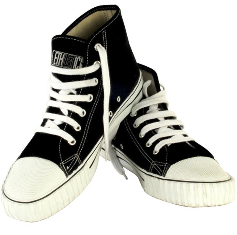 0d805fe4c104 Footwear    Sneaker Shop    Ethletic Sneaker Boot - Black   White