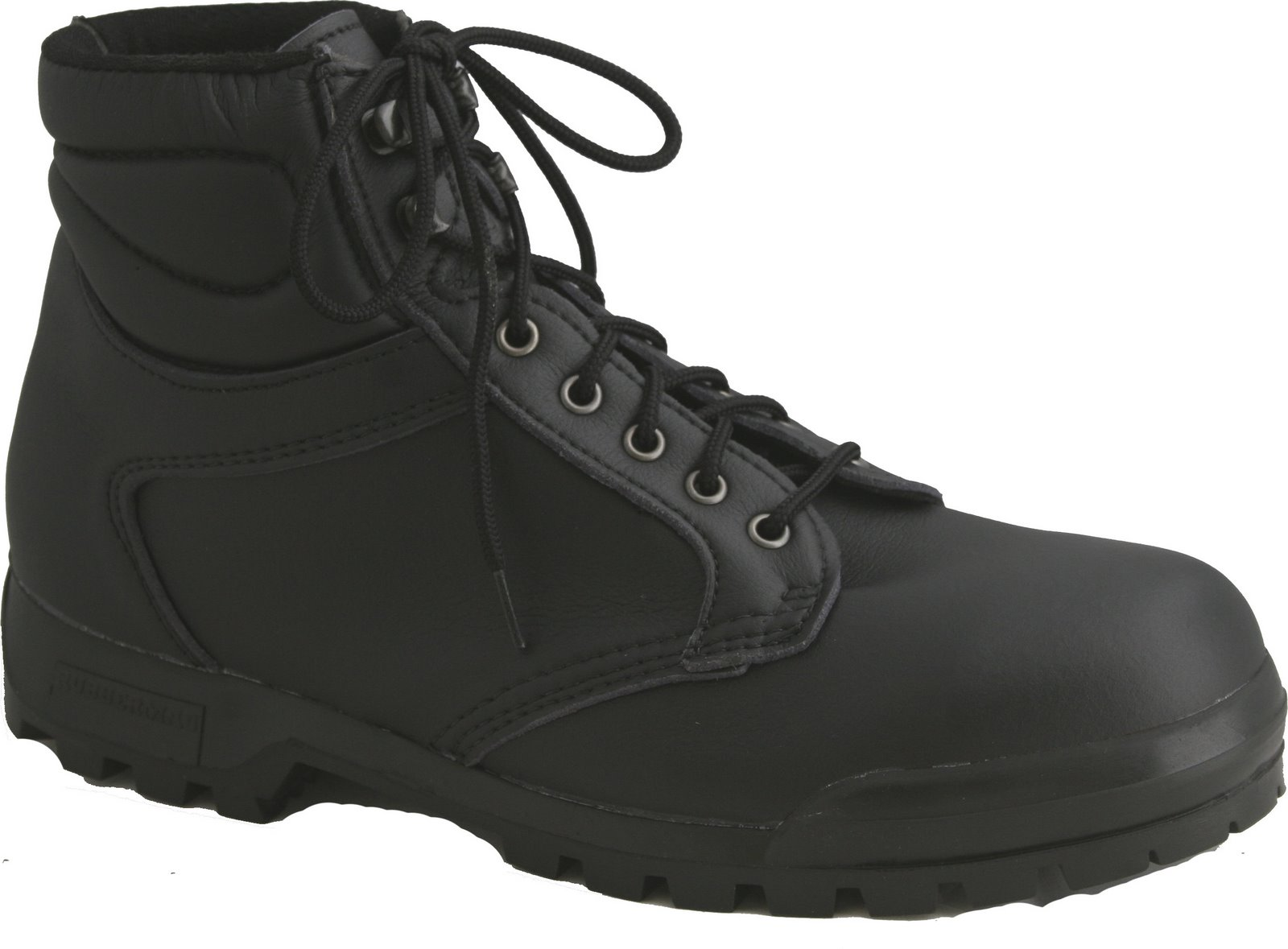 Vegan Steel Toe Capped Safety Boots