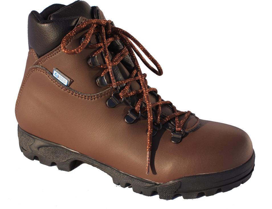 Ranger Walking Boot, Vegan Walking Boot, Non Leather Footwear from Ethical Wares, UK