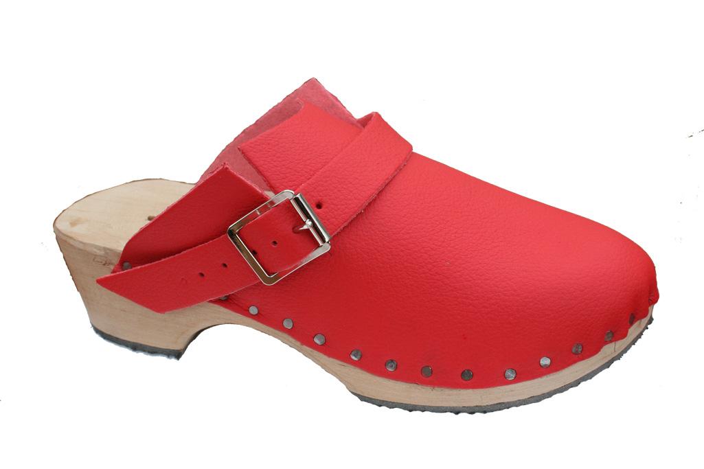 T Bar Vegan Sandal Clogs