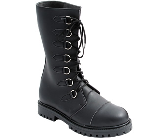 Vegan Boots, Mens Footwear suitable for Vegans and Vegetarians from Ethical Wares, UK