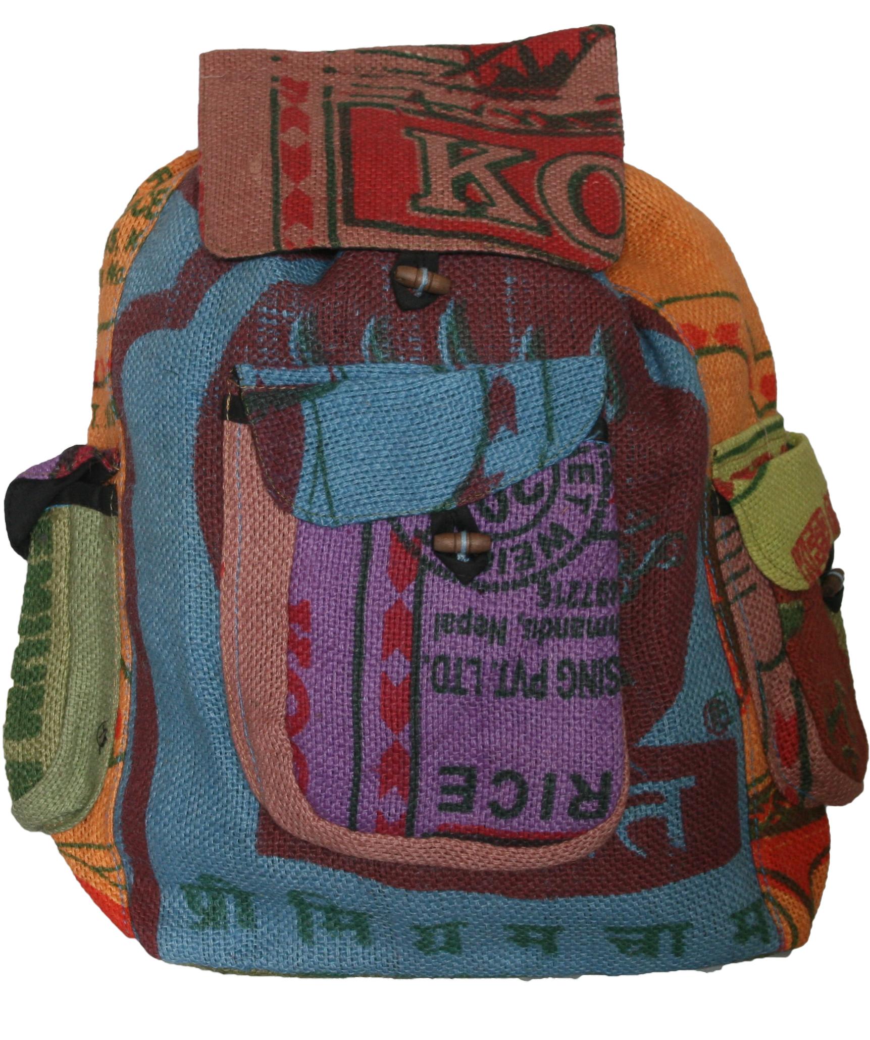 933e19345527d ... eco leather fair trade manbefair com. Fair Trade Rice Sack Rucksack.  Fair Trade Recyled Rice Sacks Wallets