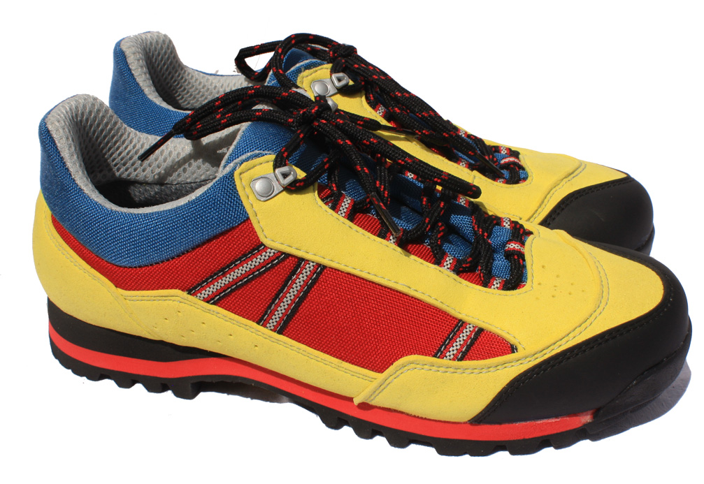 Giallo Walking Shoe, Vegan Walking Shoe